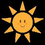 太陽光イラスト
